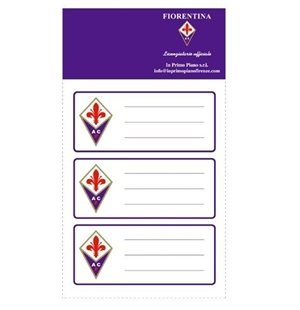 Fiorentina Notebook Tags