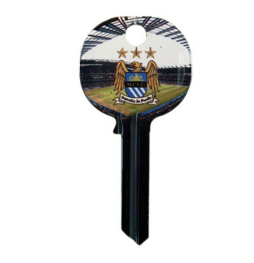 Manchester City F.C. Door Key SD