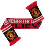 Manchester United F.C. Jaquard Scarf BV