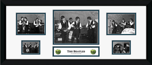The Beatles The Cavern Framed Photographic Print