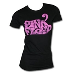 T Shirt Logo Pink Floyd. Emi Music officially licensed t-shirt.