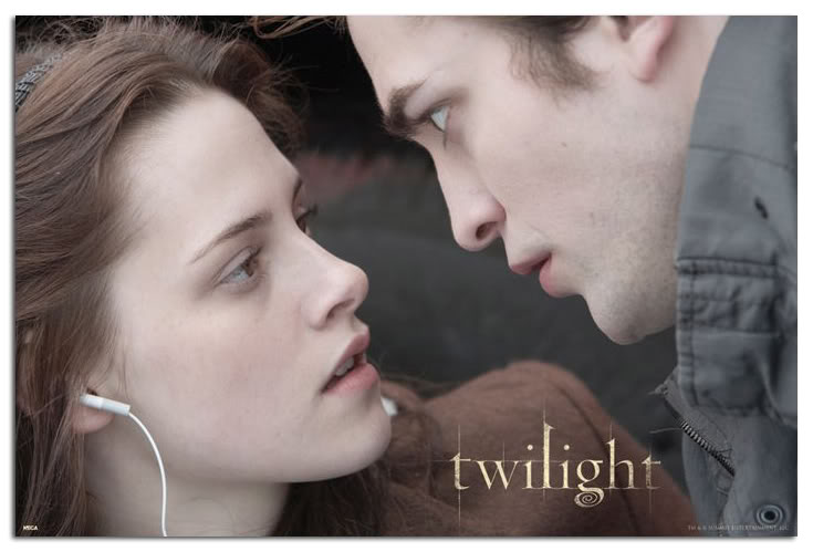 Twilight   Bella & Edward   Poster