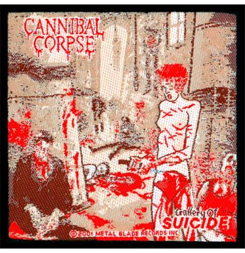 Cannibal Corpse Gallery Of Suicide Ii Patch