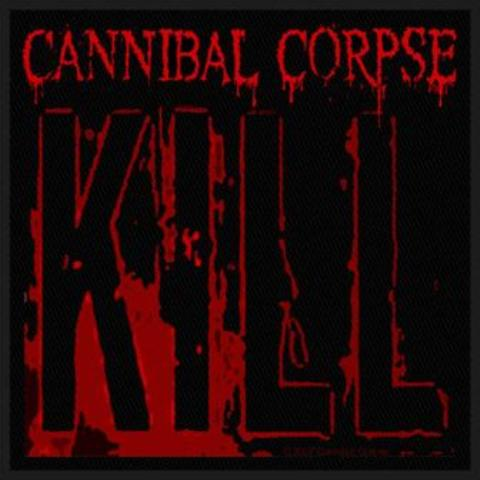 Cannibal Corpse Kill Patch