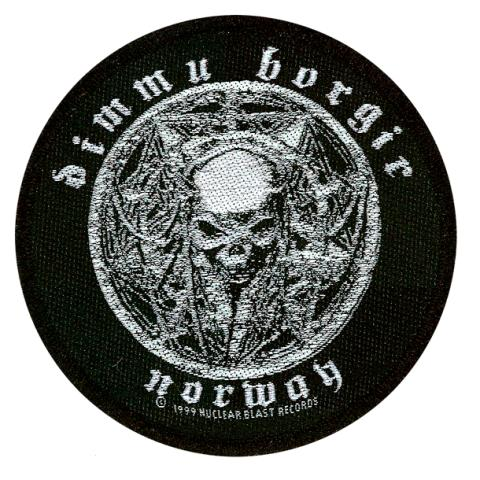 Dimmu Borgir   Norway   Patch