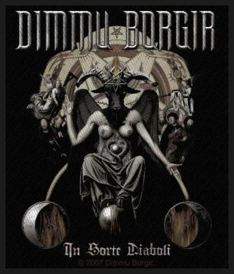 Dimmu Borgir   In Sorte Diaboli   Patch
