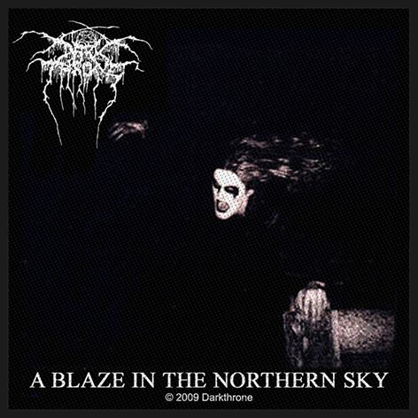 Darkthrone A Blaze In The Northern Sky Patch