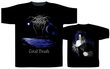 Darkthrone Total Dead Tshirt