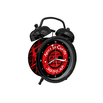Alice In Chains Logo Alarm Clock