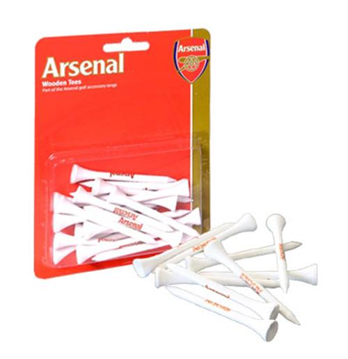 Arsenal F.C. Wooden Tees
