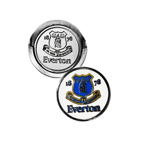 Everton F.C. Hat Clip and Marker