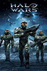 Halo Wars   Army S.O.S.   Poster