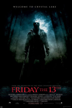 Friday The 13   Poster
