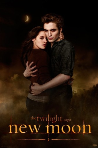 Twilight New Moon Poster