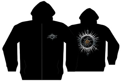 Suffocation S Logo Zip Hoodie