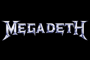 Megadeth Logo Magnets