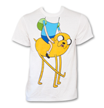 ADVENTURE TIME Friend Shirt White