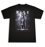 Dark Knight Rises Catwoman Rise T Shirt Black