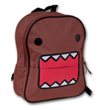 DOMO-KUN Japan NHK Fan Mini Backpack