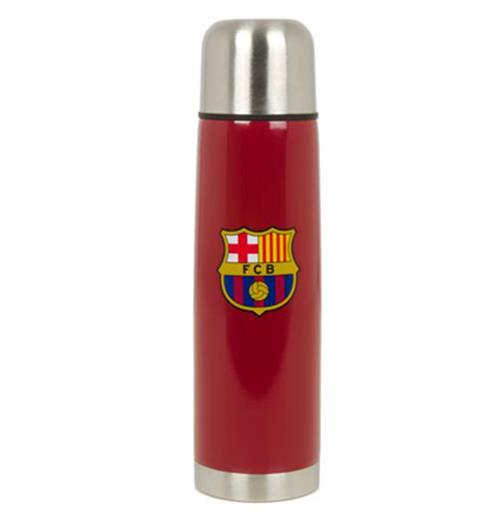 F.C. Barcelona Alluminium Thermos Flask CL