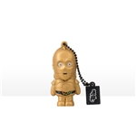 "Star Wars Pen drive - ""Star Wars C-3PO"" 8 Gb"