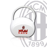 AC Milan Pacifier Dummy Cover