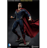 Man of Steel Premium Format Figure 1/4 Superman 55 cm