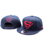 Superman Adjustable Cap Red Logo