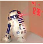 Star Wars Projecting Alarm Clock with Sound R2-D2