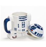Star Wars Mug with cover R2-D2