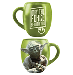 Star Wars Mug Yoda May The Force Be With You