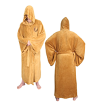 Star Wars Fleece Bathrobe Jedi