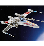 Star Wars EasyKit Model Kit 1/57 Luke Skywalker´s X-Wing Fighter 22 cm