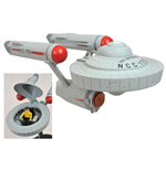 Star Trek TOS Minimates Vehicle USS Enterprise 25 cm