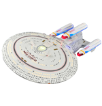 Star Trek TNG Model All Good Things Enterprise NCC-1701-D 40 cm