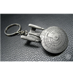 Star Trek Keychain USS Enterprise NCC-1701-D