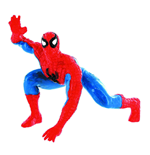 Marvel Comics Mini Figure Spider-Man II 7 cm