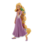 Tangled Figure Rapunzel With Flowers 10 cm