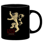 Game of Thrones Mug Lannister black