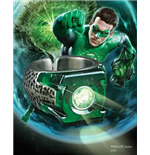 Green Lantern Movie Light-Up Ring