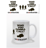 Ghostbusters Mug Who You Gonna Call