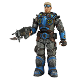 Gears of War Judgment Action Figure Baird 18 cm