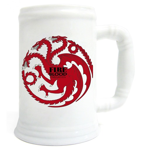 Game of Thrones Stein Targaryen