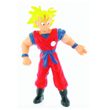 Dragonball Z Mini Figure Yellow Goku 10 cm