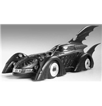 Batman Forever Diecast Model 1/18 1995 Batmobile Hotwheels Elite Edition