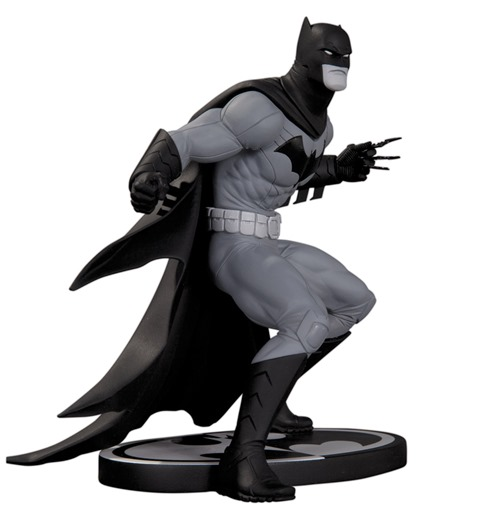 Batman Black & White Statue Greg Capullo 21 cm
