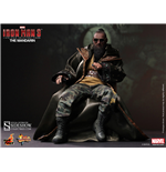Iron Man 3 Movie Masterpiece Action Figure 1/6 The Mandarin 30 cm
