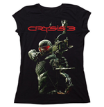Crysis 3 Ladies T-Shirt Cover