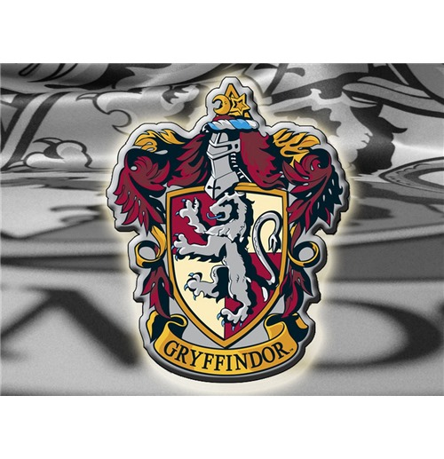 Harry Potter Fridge Magnet Gryffindor Crest 5 Cm