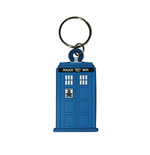 Doctor Who Rubber Acrylic Tardis